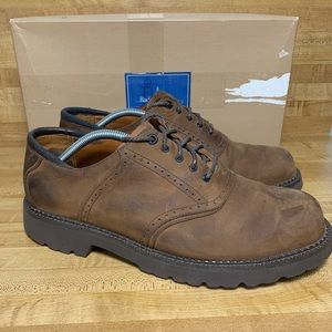 Rockport Men's 10.5W Oxford Expresso Leather M4199